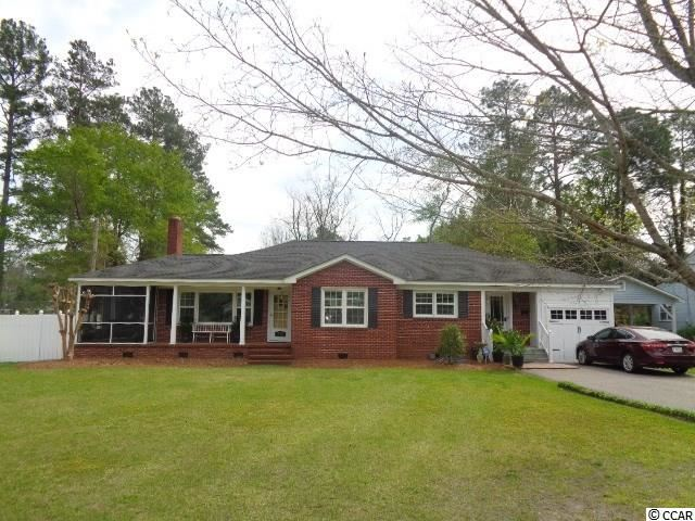 212 Melrose Ave., Mullins, SC, 29574, Outside of Horry & Georgetown  Home For Sale