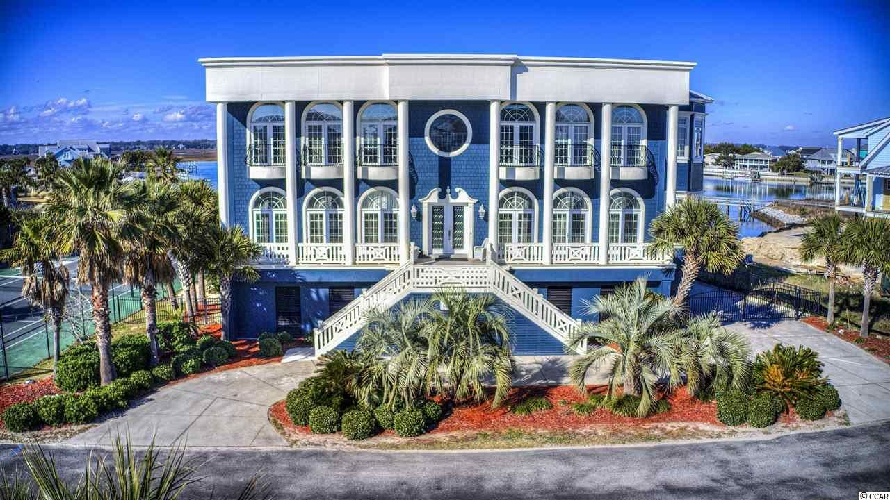 2104 S Waccamaw Dr., Garden City Beach, SC, 29576, Inlet Harbour Home For Sale