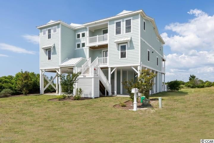 1409 Sunset Ln., Sunset Beach, NC, 28468,  Home For Sale