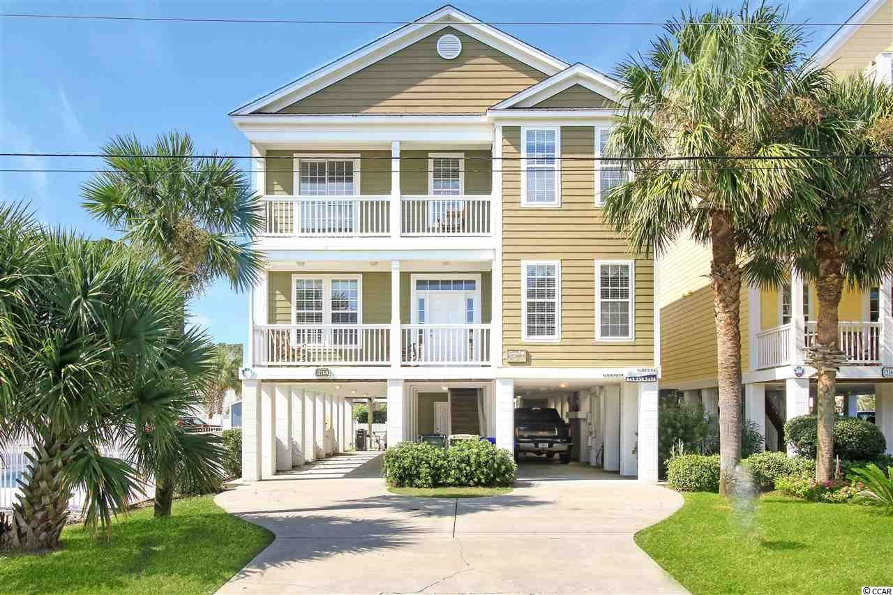 1214A N Ocean Blvd., Surfside Beach, SC, 29575, Lakewood Home For Sale