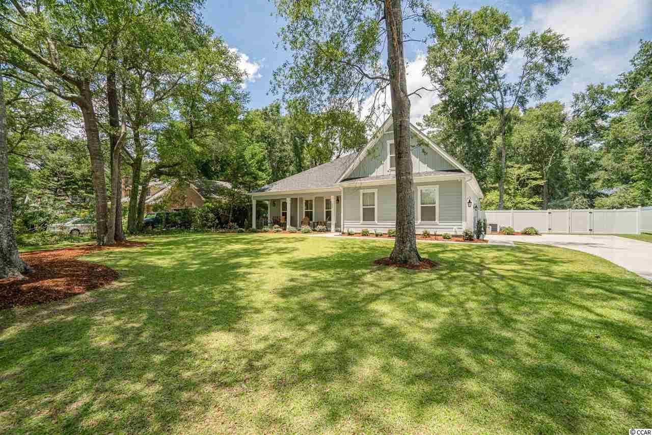 444 Lake Shore Dr., Sunset Beach, NC, 28468, Sea Trail Plantation Home For Sale