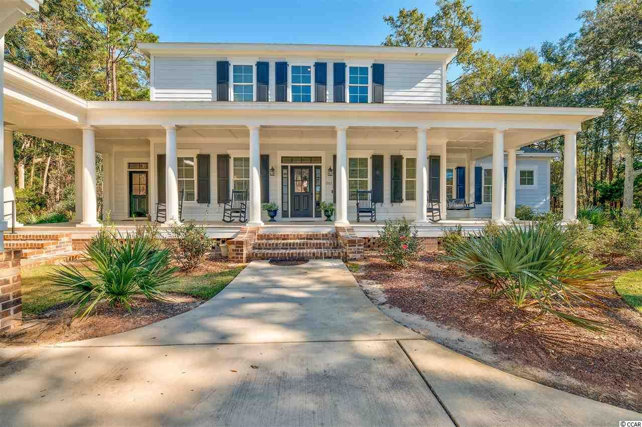 1262 Wallace Pate Dr., Georgetown, SC, 29440, Debordieu Colony Home For Sale