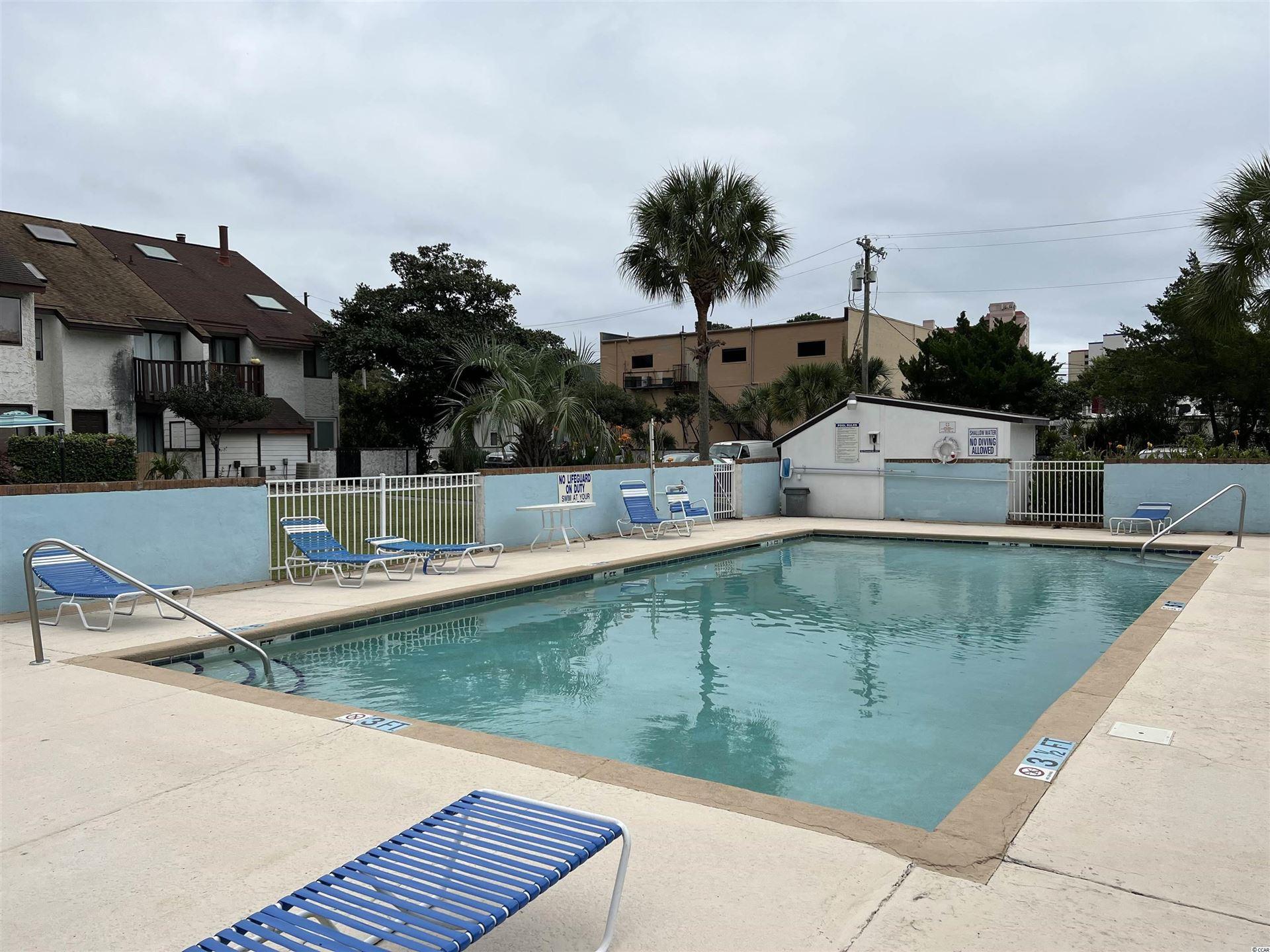 Photo of 503 Pinewood Dr. #4C, Myrtle Beach, SC 29572 (MLS # 2122802)