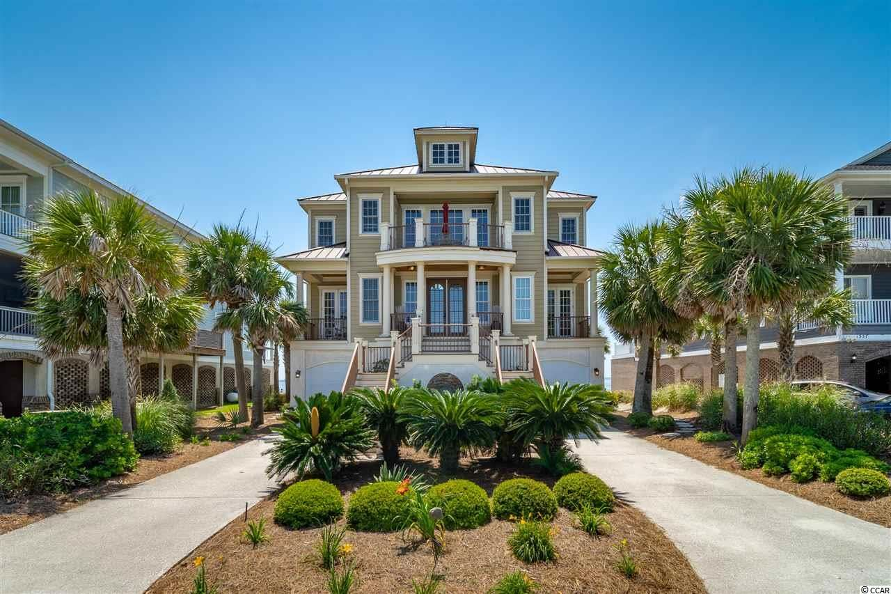 1345 Norris Dr., Pawleys Island, SC, 29585, The Peninsula at Inlet Point Home For Sale
