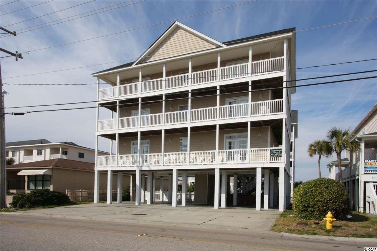 4009 North Ocean Blvd., North Myrtle Beach, SC, 29582,  Home For Sale