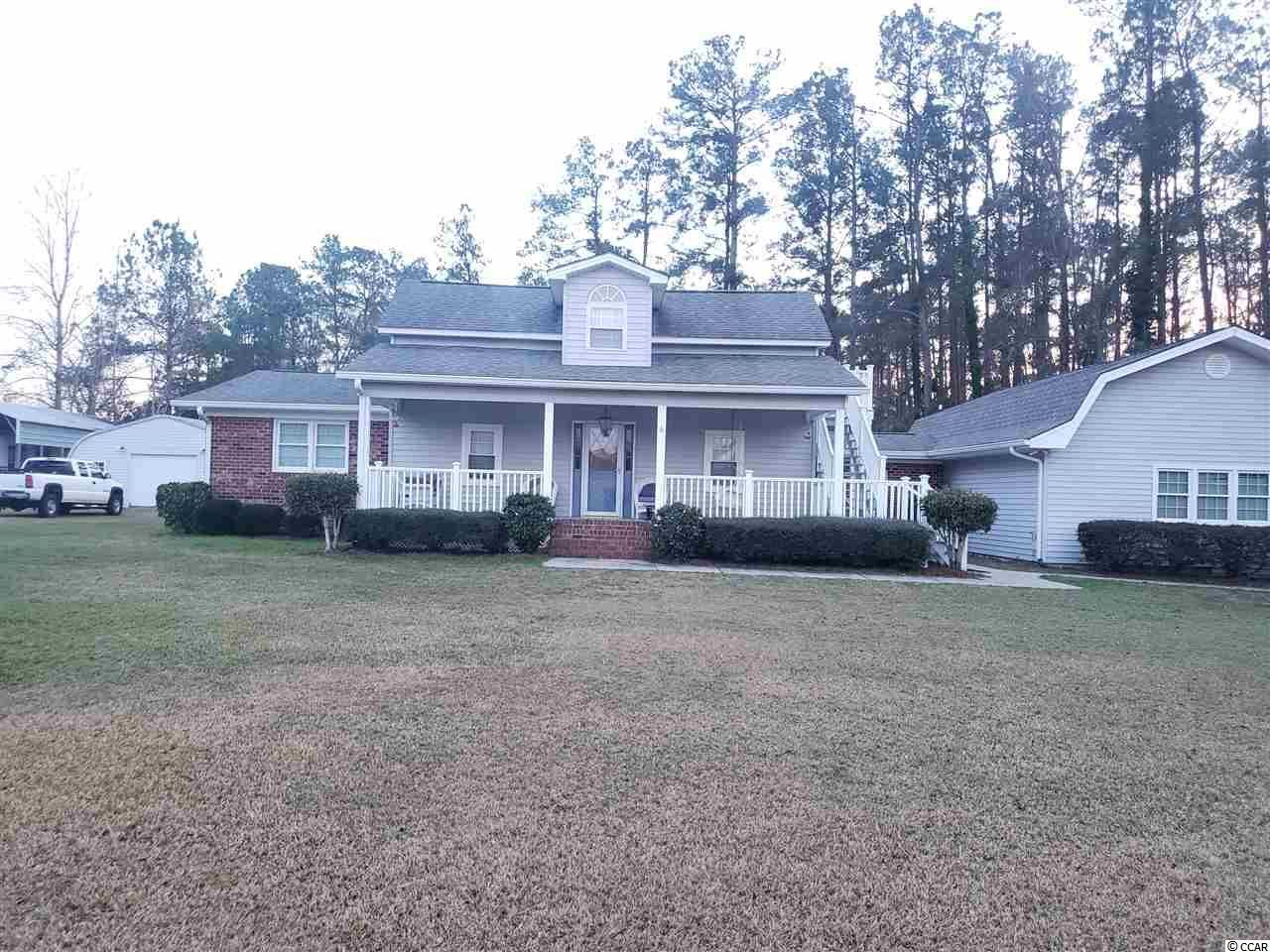 6989 NW Hughes-Smith Rd., Ash, NC, 28420,  Home For Sale