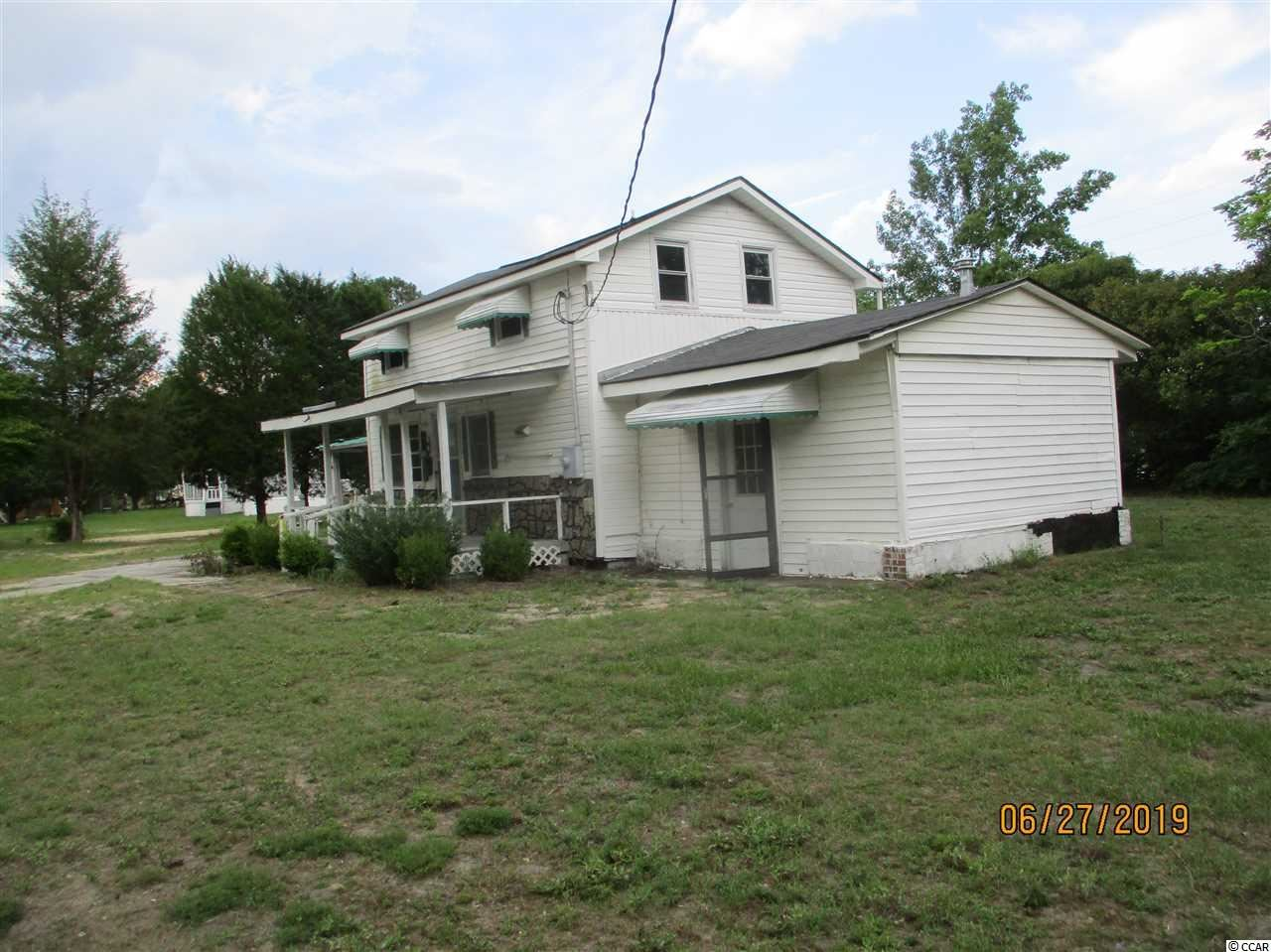 393 Gapway Rd., Fair Bluff, NC, 28439, Not within a Subdivision Home For Sale