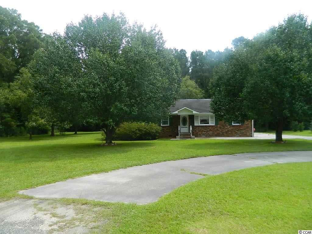 3750 Bullard Rd., Hemingway, SC, 29554, Not within a Subdivision Home For Sale