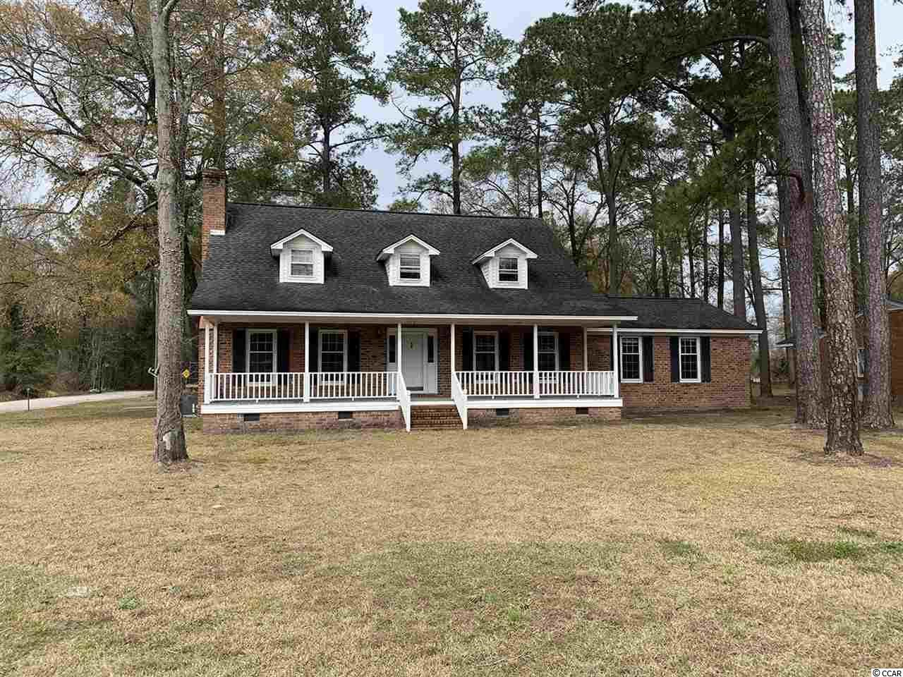 305 W Raft St., Nichols, SC, 29581, Not within a Subdivision Home For Sale
