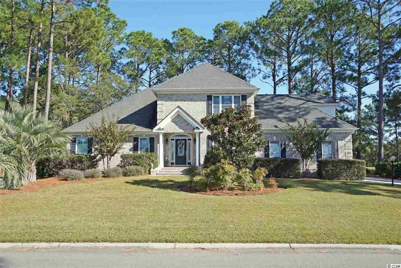 595 Eastwood Park Rd., Sunset Beach, NC, 28468, Sea Trail Plantation Home For Sale