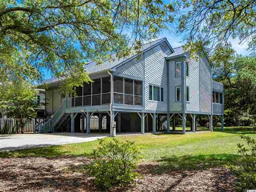 Photo of 12 Bobcat Dr., Pawleys Island, SC 29585 (MLS # 1909822)