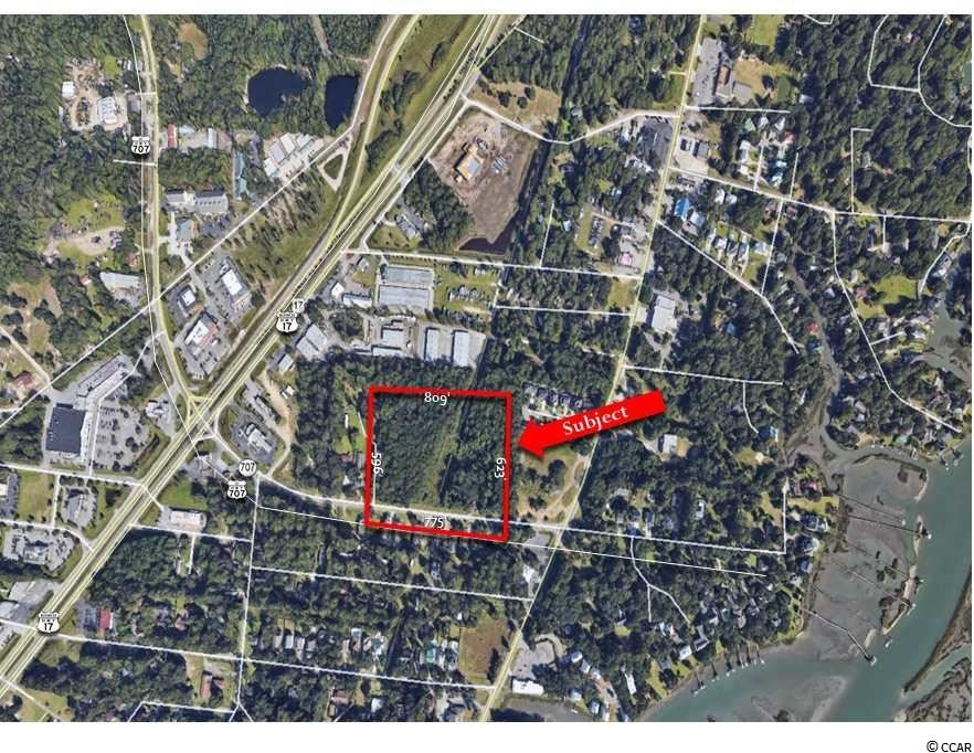 500 Sunny Side Ave., Murrells Inlet, SC, 29576, Not within a Subdivision Home For Sale