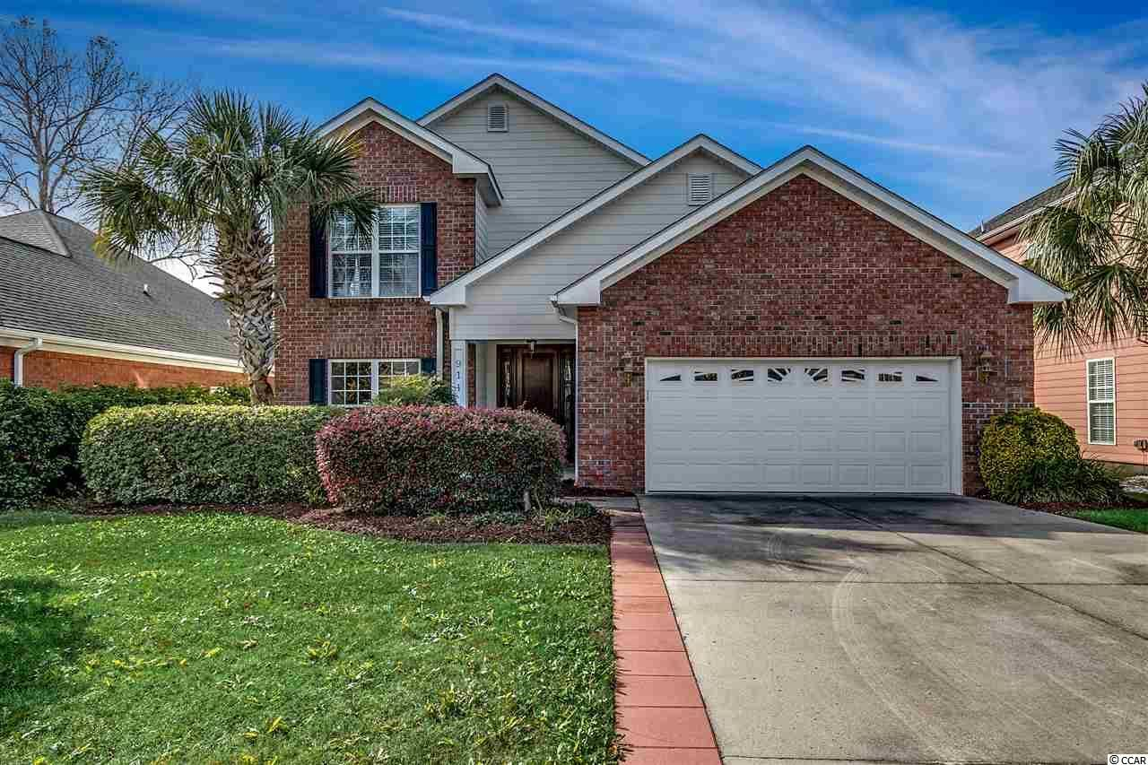 911 Watermark Ct., North Myrtle Beach, SC, 29582, Sunset Harbour Home For Sale