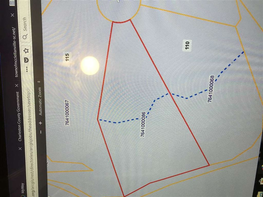 Lot 5B Watson Ct., McClellanville, SC, 29458, Not within a Subdivision Home For Sale
