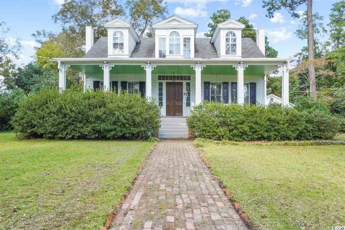 216 W Academy St., Kingstree, SC, 29556,  Home For Sale