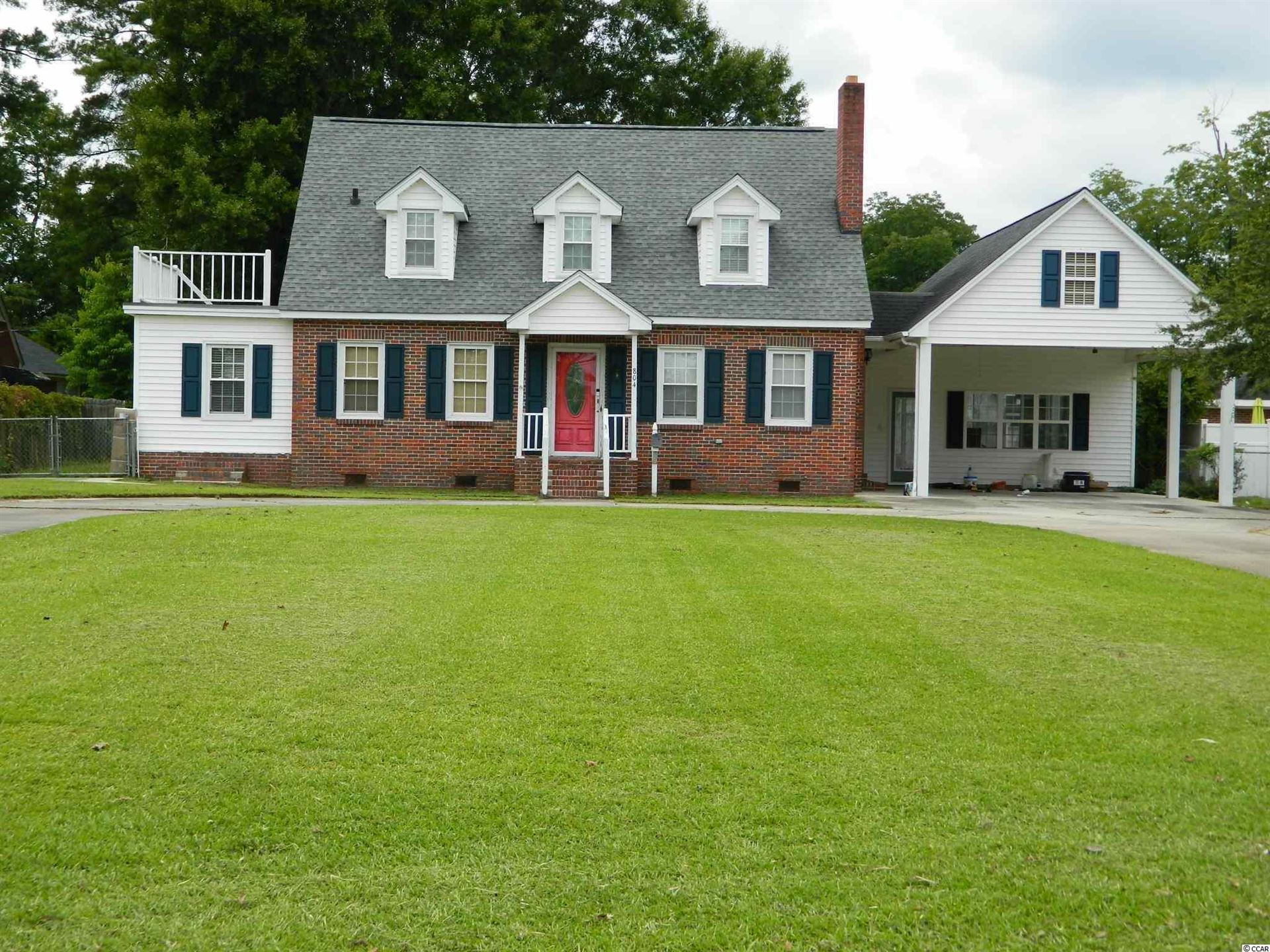804 Sandy Bluff Rd., Mullins, SC, 29574, Not within a Subdivision Home For Sale