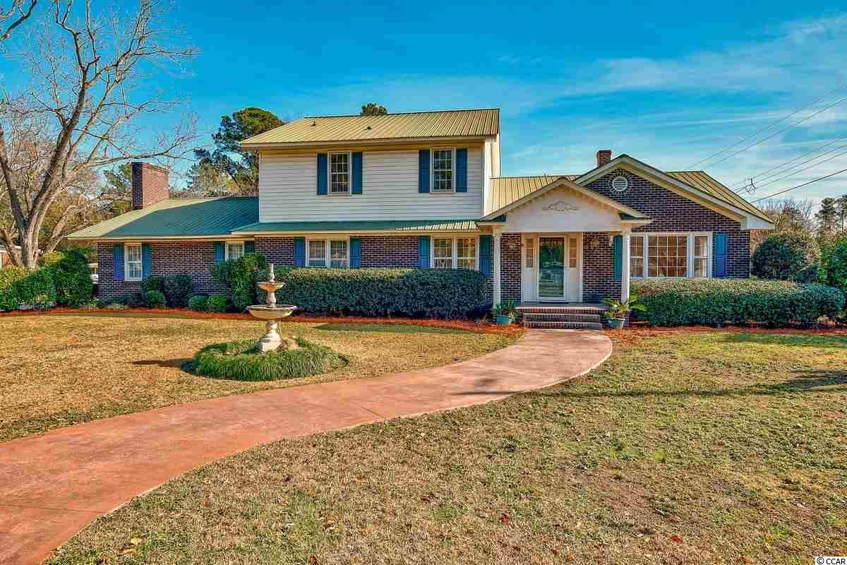 509 S Morgan Ave., Andrews, SC, 29510, Not within a Subdivision Home For Sale