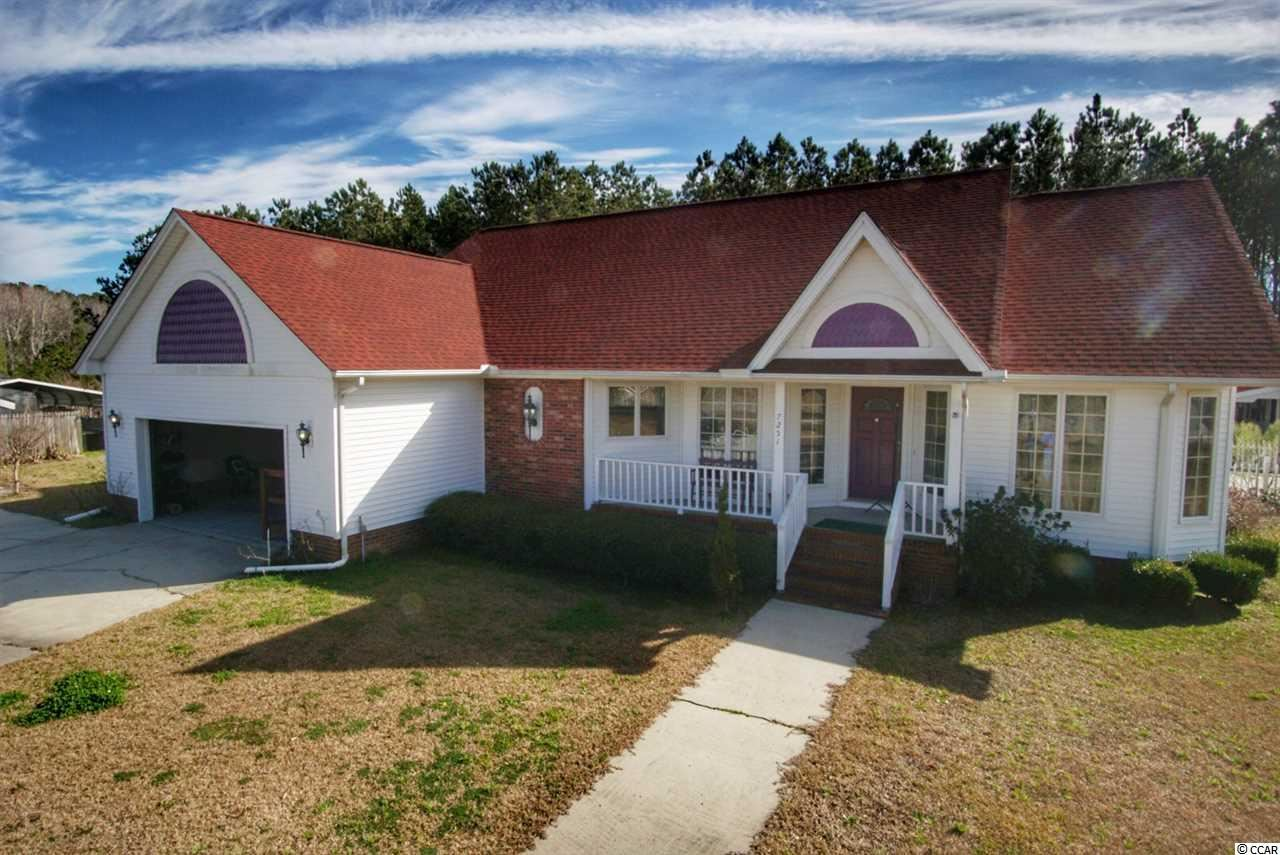 7251 W Ocean Highway, Sunset Beach, NC, 28468,  Home For Sale