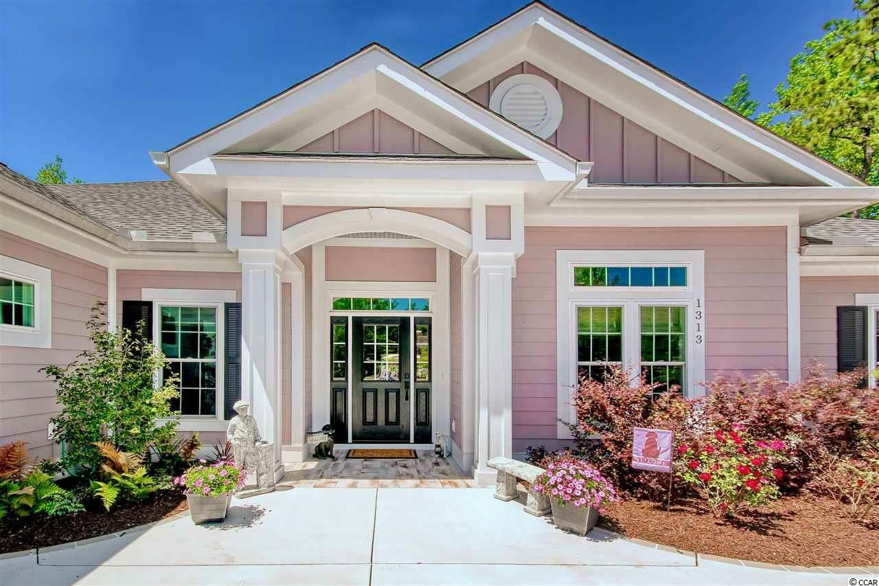 1313 Lighthouse Dr., North Myrtle Beach, SC, 29582, Tidewater Plantation Home For Sale
