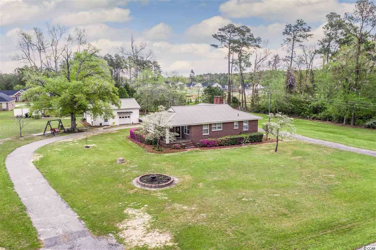 1400 Bud Graham Rd., Galivants Ferry, SC, 29544,  Home For Sale