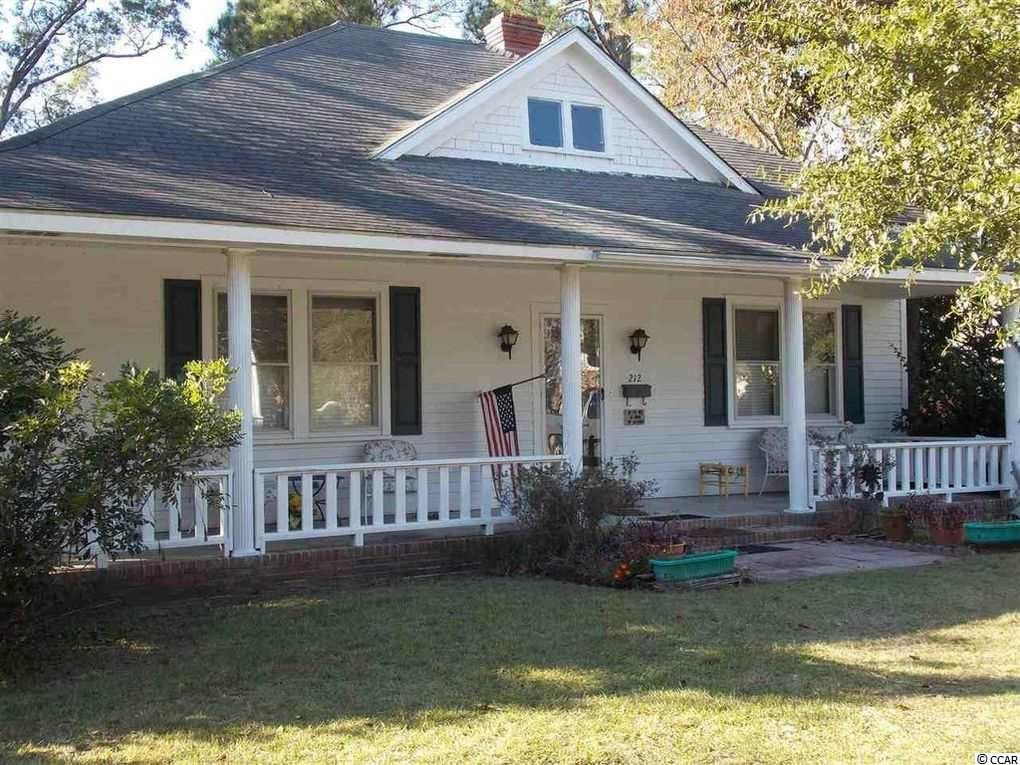 212 S Farr Ave., Andrews, SC, 29510, Not within a Subdivision Home For Sale