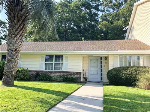 Photo of 439 Old South Circle #439, Murrells Inlet, SC 29576 (MLS # 2116845)