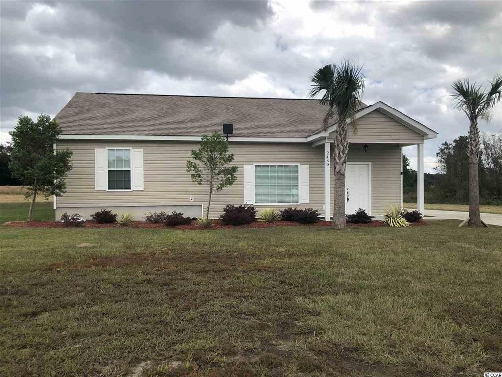 2460 Elliot Rd., Green Sea, SC, 29545,  Home For Sale