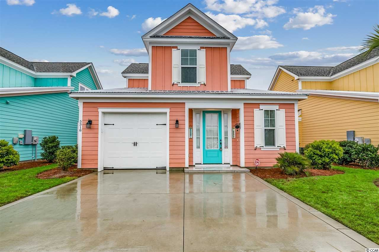 5318 Sea Coral Way, North Myrtle Beach, SC, 29582, The Retreat at Barefoot Village Home For Sale
