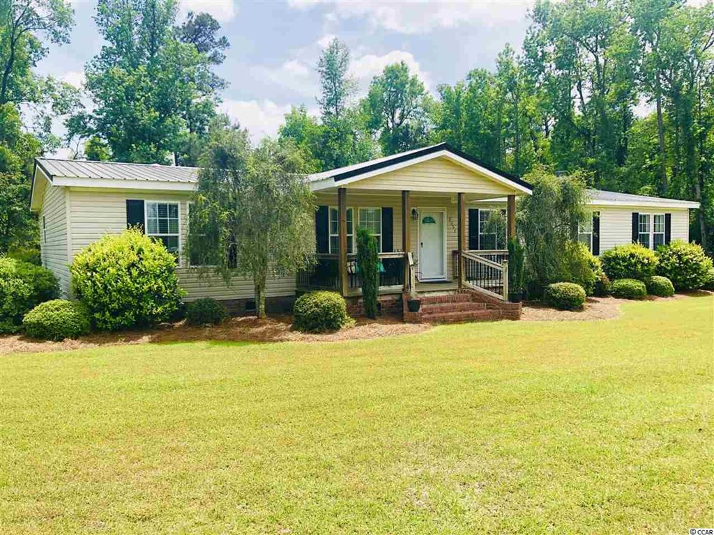 8353 Lake Swamp Rd., Nichols, SC, 29581, Not within a Subdivision Home For Sale