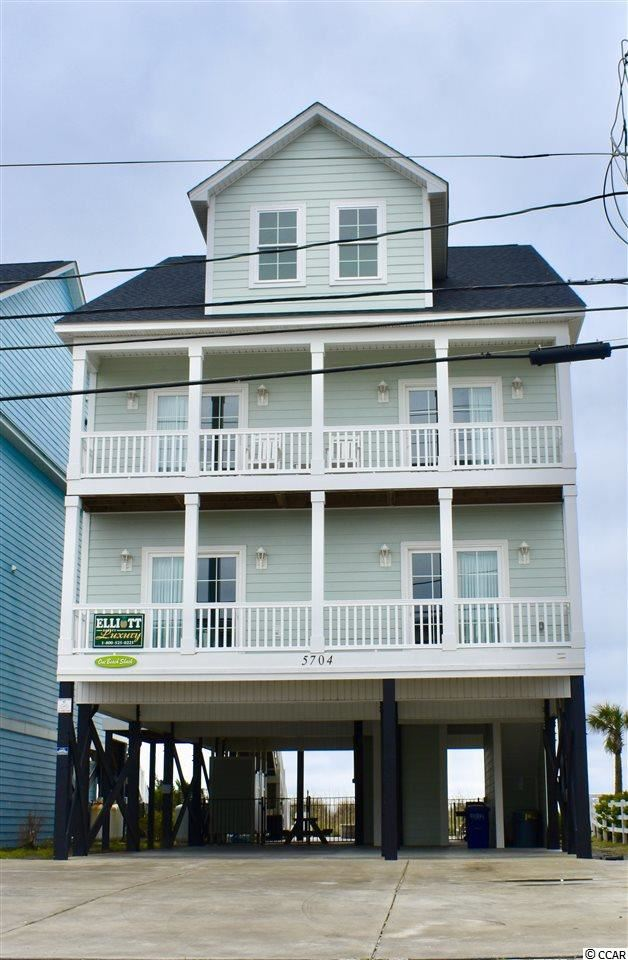 5704 N Ocean Blvd., North Myrtle Beach, SC, 29582, Not within a Subdivision Home For Sale