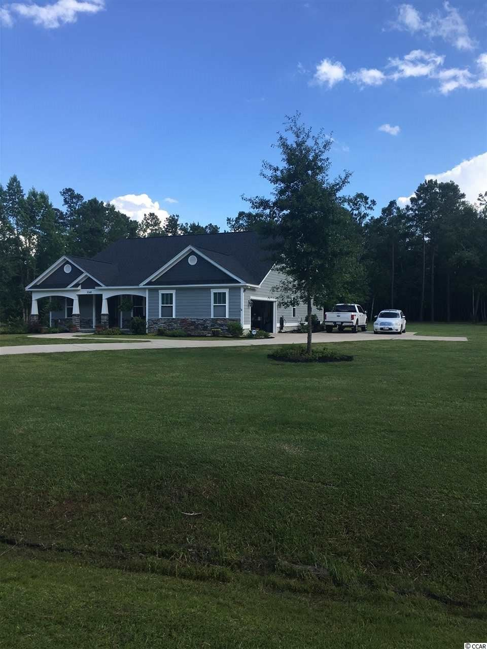 3540 Poplar Church Rd., Aynor, SC, 29511, Not within a Subdivision Home For Sale