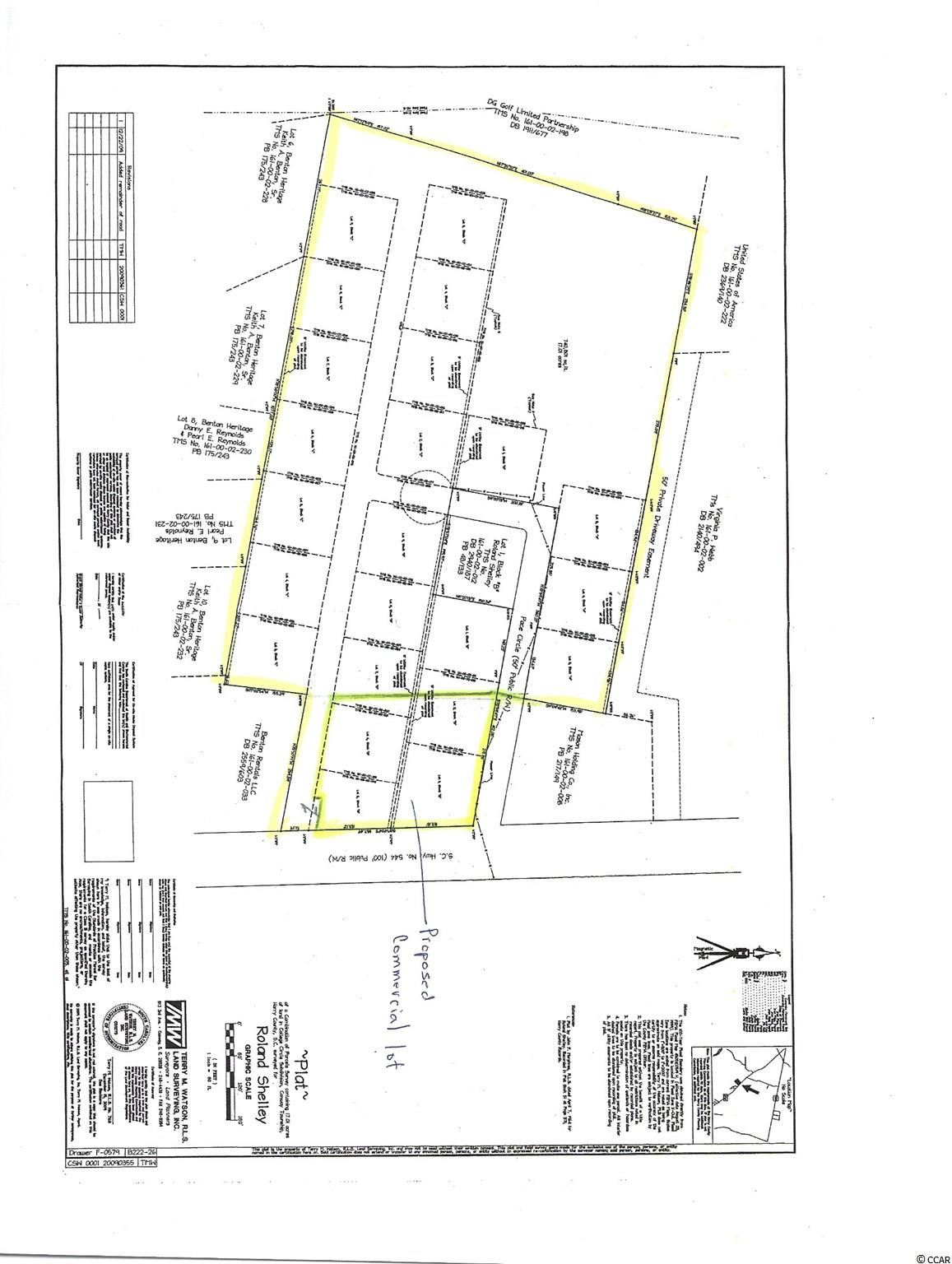 Pace Circle Highway 544, Conway, SC, 29526, Not within a Subdivision Home For Sale