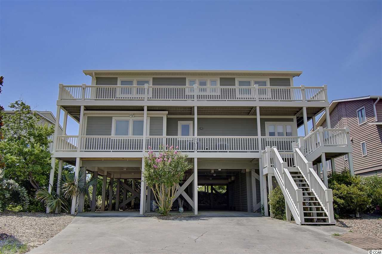 1315 W Ocean Blvd., Holden Beach, NC, 28462, Holden Beach West Home For Sale