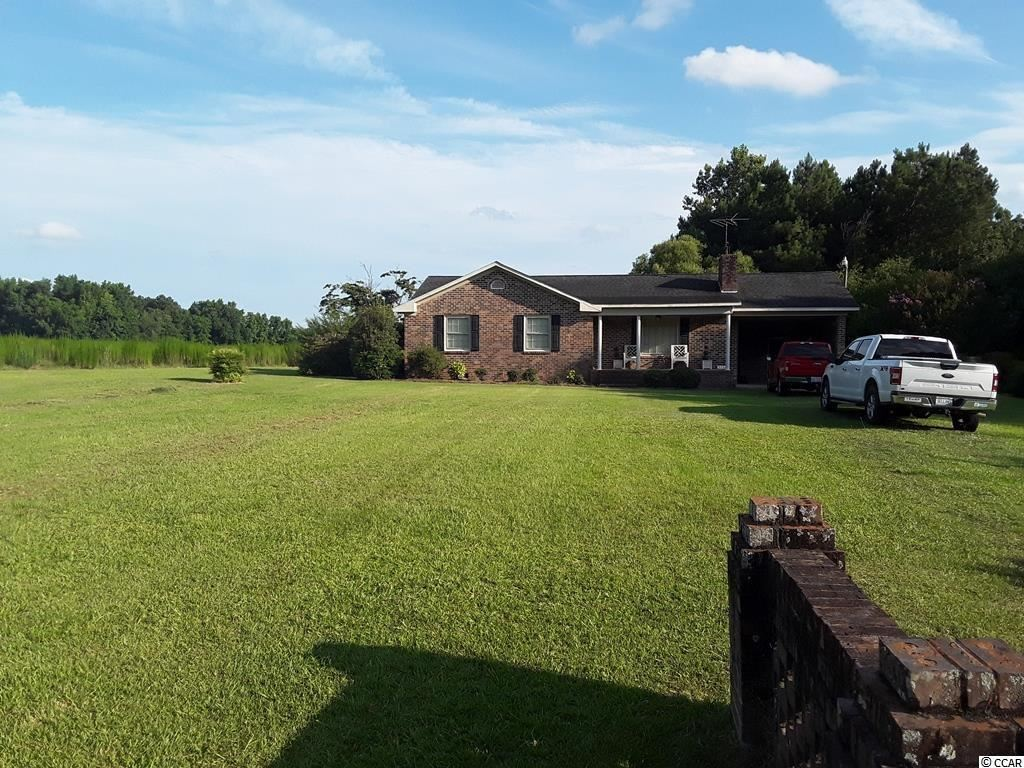 3160 S Highway 430, Nichols, SC, 29581, Not within a Subdivision Home For Sale