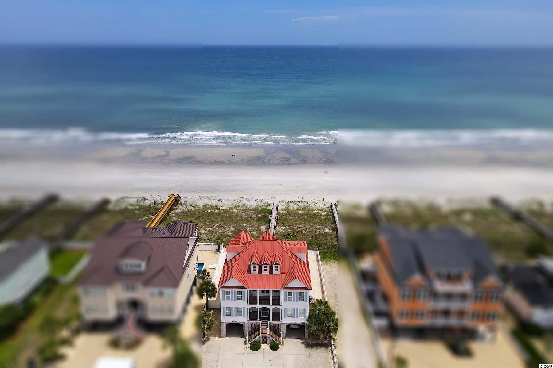 1153 S Waccamaw Dr., Garden City Beach, SC, 29576, Not within a Subdivision Home For Sale