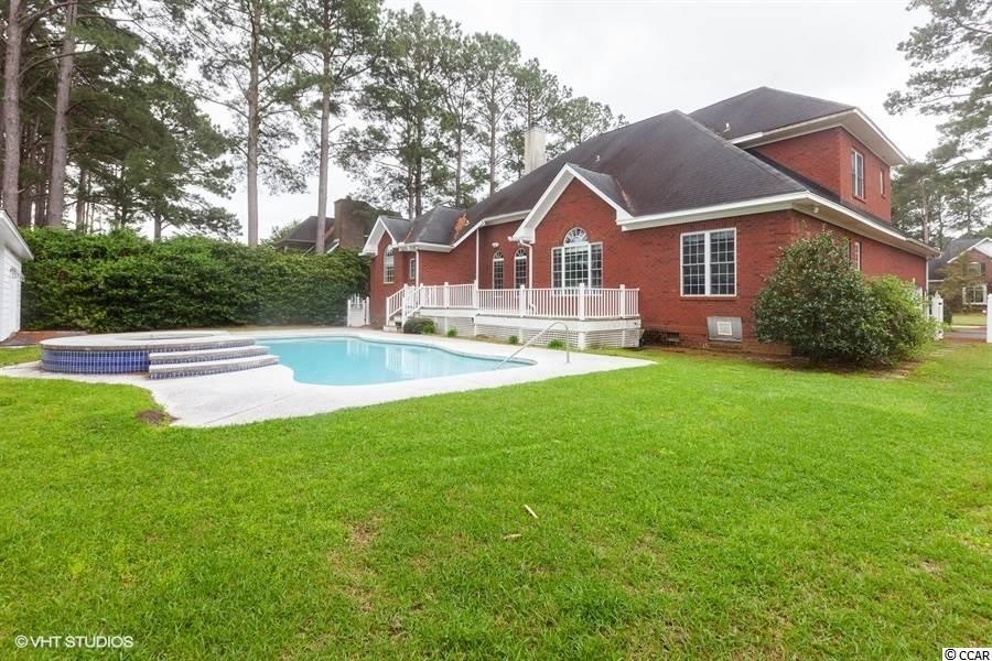 3989 Larkhill Dr., Myrtle Beach, SC, 29577, Plantation Point Home For Sale