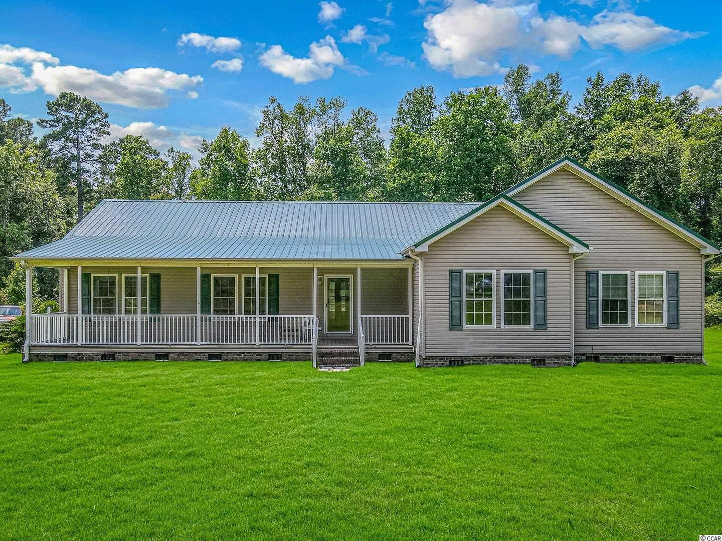 6637 Westwood Meadows Dr., Nichols, SC, 29581, Not within a Subdivision Home For Sale