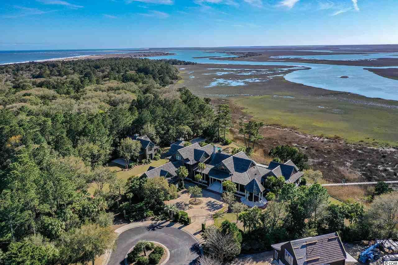 420 Ocean Green Dr., Georgetown, SC, 29440, Debordieu Colony Home For Sale