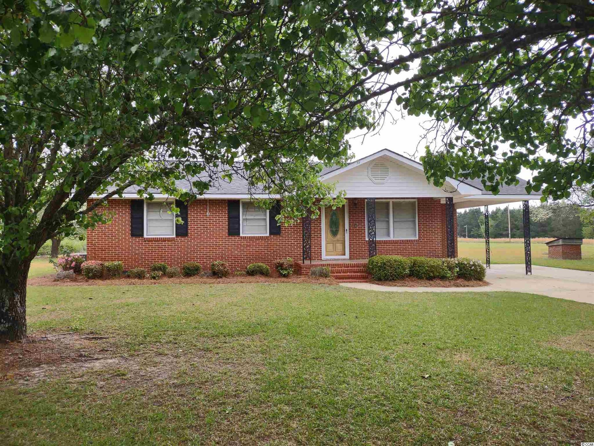 1924 Big Swamp Rd., Pamplico, SC, 29583, Not within a Subdivision Home For Sale