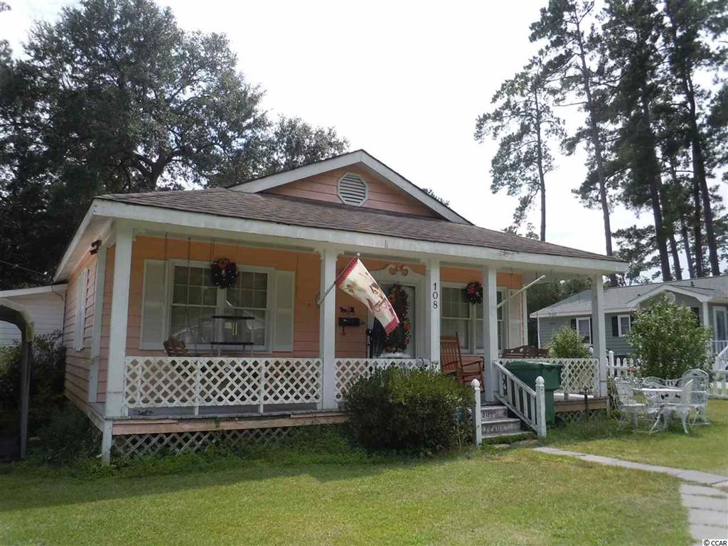 108 Floyd St., Tabor City, NC, 28463, Not within a Subdivision Home For Sale
