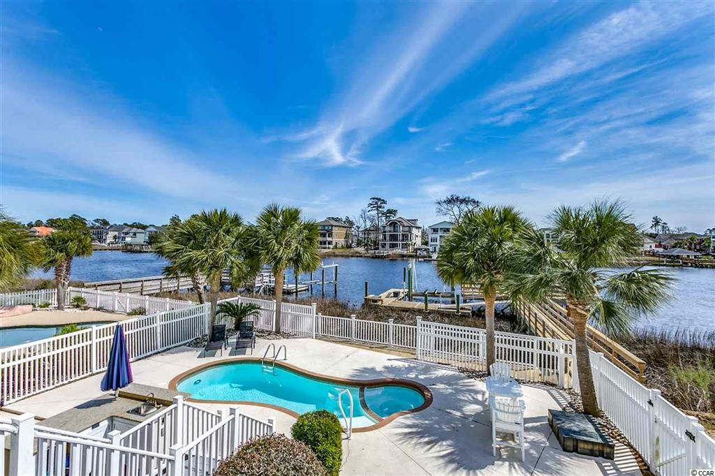 4822 Williams Island Dr., Little River, SC, 29566, Paradise Island Home For Sale