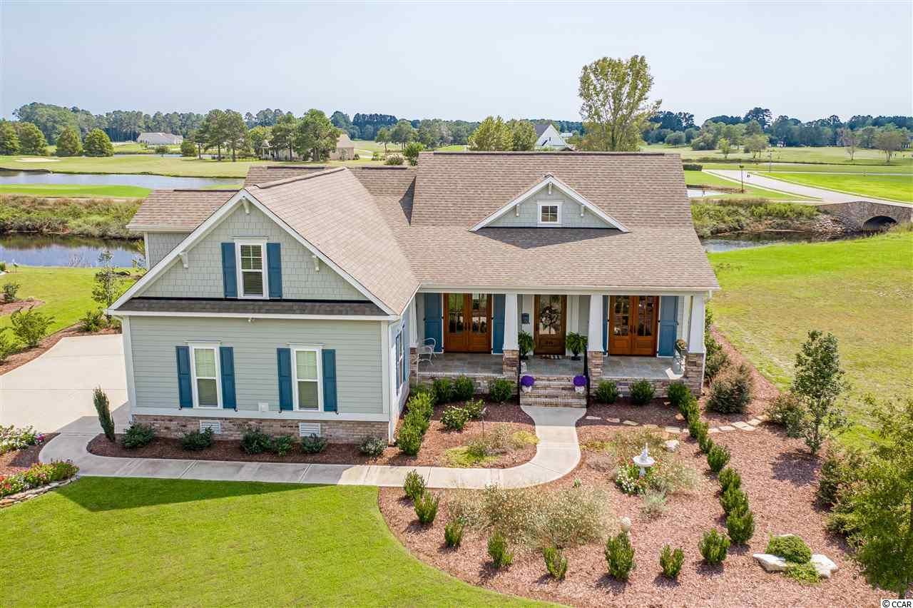 395 Canoe Ct. NW., Calabash, NC, 28467, Crow Creek Home For Sale