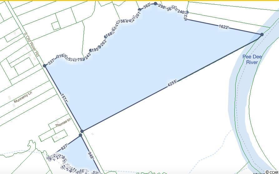 TBD Old River Rd., Pamplico, SC, 29583, Not within a Subdivision Home For Sale