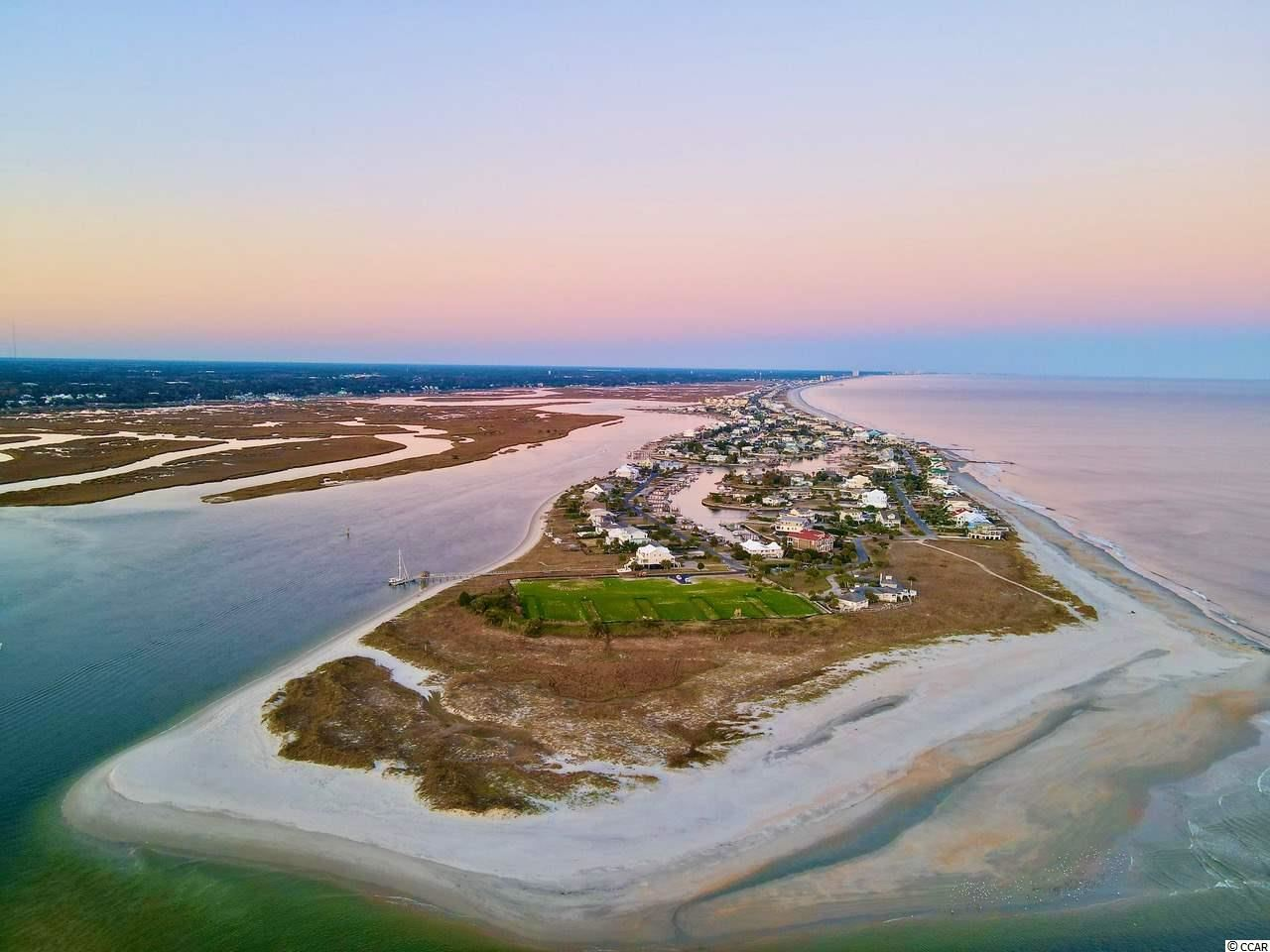 Lot 6 S Waccamaw Dr., Garden City Beach, SC, 29576, The Bluffs (at Inlet Harbour) Home For Sale