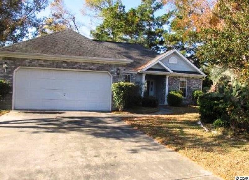 109 Old Carriage Ct., Myrtle Beach, SC, 29588, Brandy Mill Home For Sale