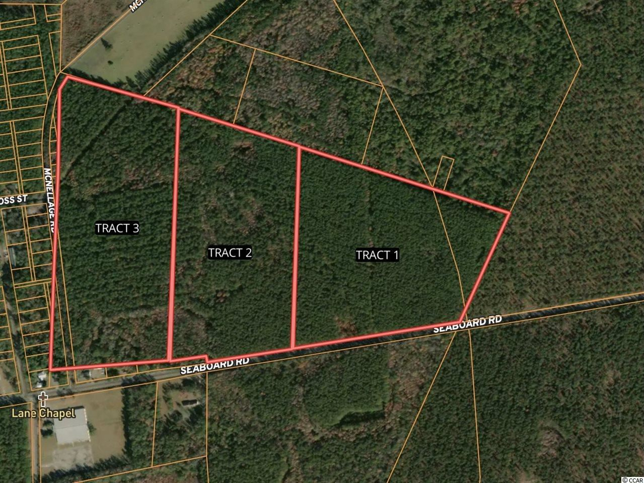 TBT Tract 3 Seaboard Rd., Lane, SC, 29564, Not within a Subdivision Home For Sale