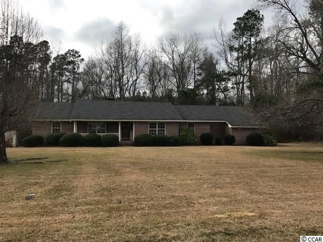 1336 Horseshoe Rd., Mullins, SC, 29574, Not within a Subdivision Home For Sale