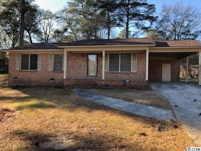 305 N King David Dr., Florence, SC, 29506, Outside of Horry & Georgetown  Home For Sale