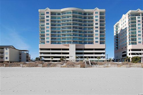 Photo of 2001 S Ocean Blvd. #1103, North Myrtle Beach, SC 29582 (MLS # 1816882)