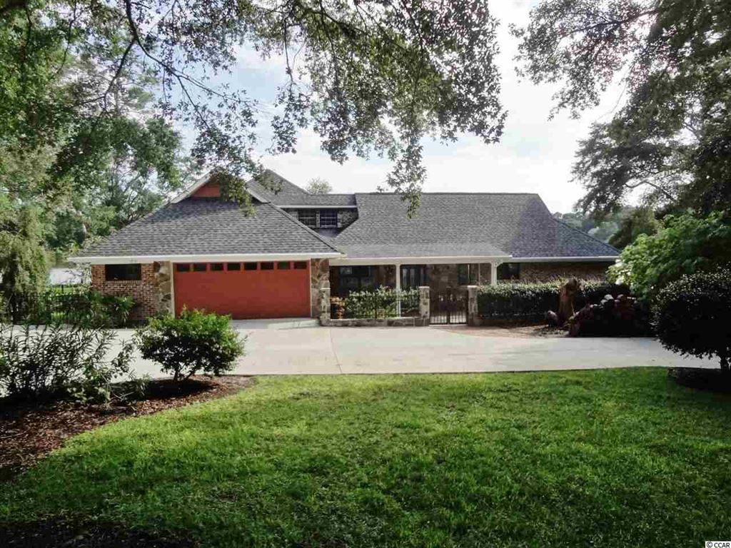517 Lake Shore Dr., Sunset Beach, NC, 28468,  Home For Sale